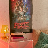 Stranger Things Season Two Poster | Urban Outfitters