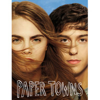 Paper Towns Film Poster