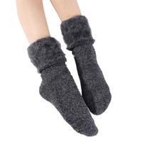 2015 Hot Sale winter warm thick sock New casual fashion Korean solid colors socks free boot cuff cover shipping