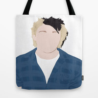 Mikey faceless Tote Bag by kikabarros