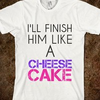 Cheese Cake - Young and Free