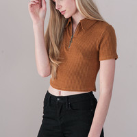 SADIE KNIT TOP