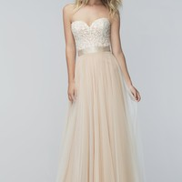 Wtoo by Watters Catherine 16718 Wedding Dress