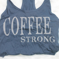 Sale! Coffee strong