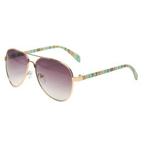 Tribal Aviator Sunglasses