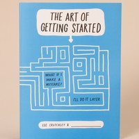 The Art of Getting Started by Perigee Trade - ShopKitson.com