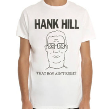 King Of The Hill Hank Hill T-Shirt