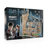 Harry Potter Hogwarts Astronomy Tower 3D Puzzle |