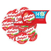 Mini Babybel® Original Semisoft Cheese - 14ct