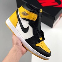 Air Jordan 1 Mid ¡°Yellow Toe¡±