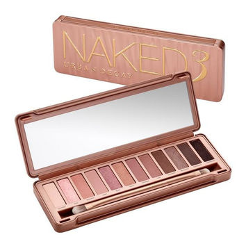 [GIVEAWAY] Urban Decay NAKED Palette Eye Shadow Palette with Brush.