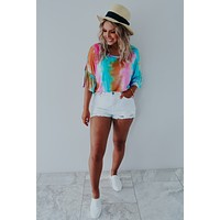 For The Summer Top: Multi