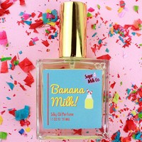 Banana Milk Perfume Oil