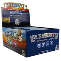 Elements King Size Ultra Thin Rice Papers