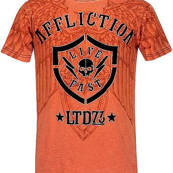 Affliction Axle Burnout T-Shirt