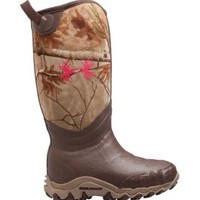 Under Armour Women's H.A.W. 800g Rubber Hunting Boot