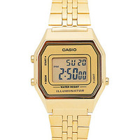 LA-680WGA-9DF Casio Ladies Digital Wristwatch