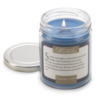 Unexpected Miracles Candle