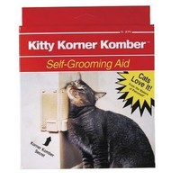 Sergeant's Kitty Korner Komber Self Grooming Aid