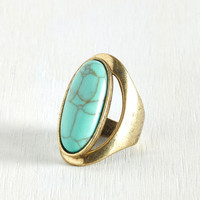 Boho Now That's the Free Spirit! Ring by ModCloth