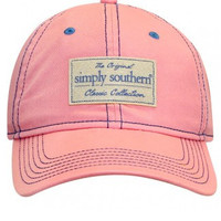 Simply Southern Classic Hat - Pink