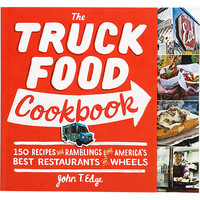 """""""truck food cookbook"""" in view all accessories   CB2"""