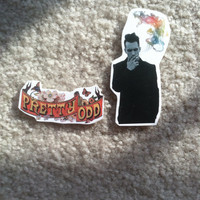 Panic! at the Disco stickers
