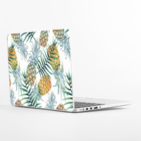 Population: Pineapple Laptop Skin