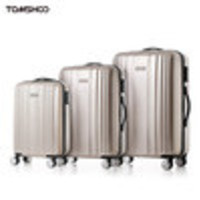 "TOMSHOO Designer 3 Rolling Hand Luggage Sets Carry on Travel Scooter Suitcase Hard Koffers Trolleys 20""24""28"" Valigia Trolley SM6"