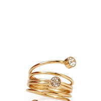 Funky Twisted Ring