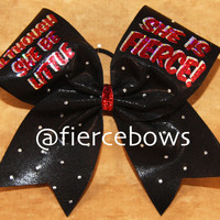 Although She Be Little Cheer Bow