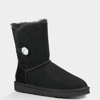 Ugg Bailey Bling Womens Boots Black  In Sizes