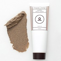 FRANK BODY Natural and Caffeinated Face Scrub (Creamy Face Scrub)