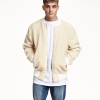 Pile Pilot Jacket - from H&M