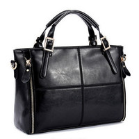Cattle Split Leather Bag