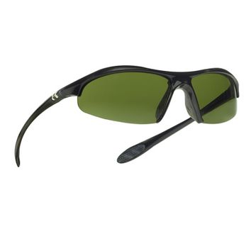 Under Armour Zone Multiflection Sunglasses - Shiny Black/Game Day