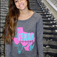 Proud Texan Pullover
