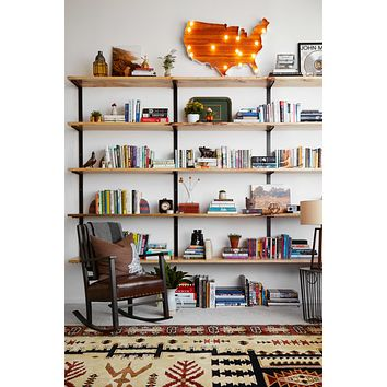 Copy of Ash Wall Mounted Shelving Unit