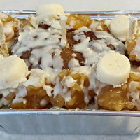 Banana Nut Bread Candle Loaf