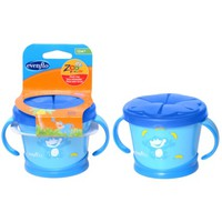 Evenflo Zoo Friends 2-piece Snack Container Set