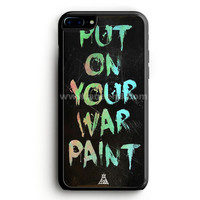 Fall Out Boy Lyrics Just One Yesterday iPhone 7 Plus Case | aneend