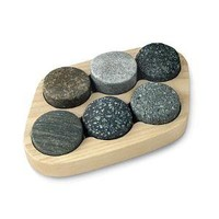 ON THE ROCKS SET | Sea Stones Drink Chillers | UncommonGoods