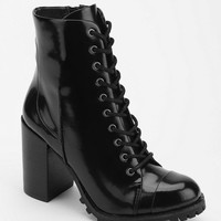 Report Allon Heeled Lace-Up Boot