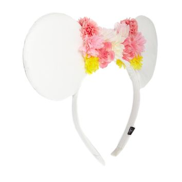 Disney Minnie Mouse Exclusive For ASOS Flower Ears Aliceband