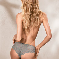 Crochet Lace Cheekini Panty - Dream Angels - Victoria's Secret