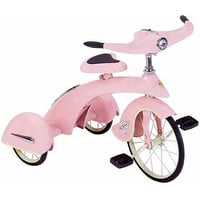 Junior Pink Princess Tricycle