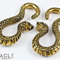Charmed Brass Weights (2G+)