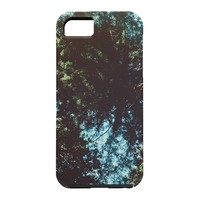 Leah Flores Treetops Cell Phone Case