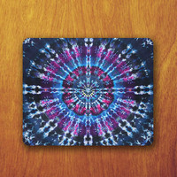 Trippy Mouse Pad Beautiful Abstract Hipster Art MousePad Office Pad Work Accessory Personalized Custom Gift