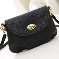 HOT!!Women's Leather Handbag Messenger Bag Cross body Shoulder Bags Small Mini Crossbody Bags Casual Travel Satchel Purses